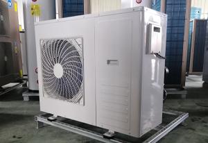 地源热泵的供热量原理